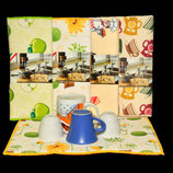Коврик-Подставка для сушки посуды 30х40см