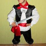 Карнавальный костюм Пирата Джека Воробъя на 5-9 лет. Виноградарь