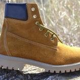 Ботинки мужские. Нубук Италия Распродажа