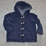 Стильное пальто на осень - весну, 12 - 18 мес.