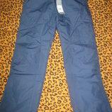 Брюки штаны утеплённые на синтепоне Adidas v10771 размер M
