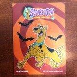 Коллекционные карточки Scooby Doo по 50 коп./шт.