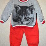 Костюм начёс Тёплый Котёнок