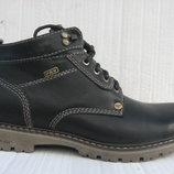 Зимние ботинки типа комфорт натур.кожа натур.шерсть р.40-45 фирма PAV