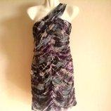 Распродажа--Новое Коктельное Платье По Супер Цене