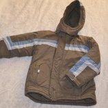 Зимняя куртка Gloria Jeans для мальчика 6 - 8 лет