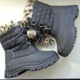 зимние ботинки сноубутсы MATALAN
