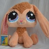 Hasbro Littlest Pet Shop игрушки Littlest Pet Shop от Hasbro Зайка зайчик