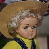 Винтажная кукла Сша Brinn's Pittsburgh 1988 год