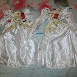 Карнавалное платье F&F 12-18мес на Новый год для близняшек