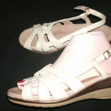 37р-24 см кожа анатомические сандали кожа Flexell Italy