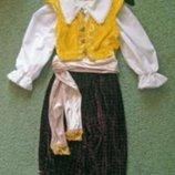 Прокат карнавальный костюм Киев-Борисполь Пират Корсар