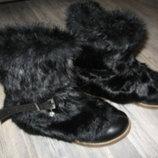Новые зимние сапоги на цегейке 2000грн