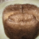 Нова шикарна норкова шапка по окр.58 см