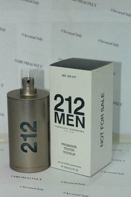 Carolina Herrera 212 Men 100 мл тестер для мужчин