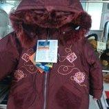 куртка и полукомбинезон рост 98 термо польша