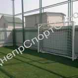 Строительство футболного поля