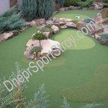Строительство мини-гольф полей