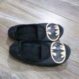 Чешки кожаные Бэтмен