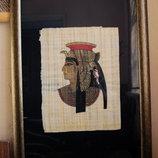 Картина папирус подарок