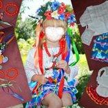 Прокат карнавальный костюм Киев-Борисполь украинского костюма