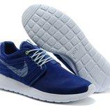 Кроссовки Nike Roshe Run II Blue - синие