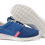 Кроссовки Nike Roshe Run II Dark Blue - темно-синие