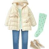 Пальто куртка курточка для девочки CRAZY