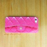 Чехол Chanel для Iphone 5/5s силиконовый сумка шанель