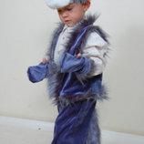 Карнавальный костюм «Котенок серый» прокат