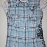 Блузка с красивым принтом