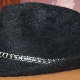 Очень стильная шляпа, р. 54-57