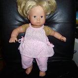 шикарная кукла Гетц Götz Puppenmanufaktur Германия оригинал номер 42 см