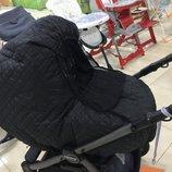 Зимний чехол-ветрозащита для колясок-люлек.