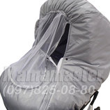 Чехол-Снегозащита тёплый на коляску