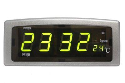 Часы с термометром Led Digital Clock CX-818