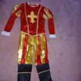 костюм принца-короля карнавальный,новогодний,на утренник