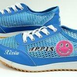 РОЗПРОДАЖ Літні кросівки BLUE r.38 23 см