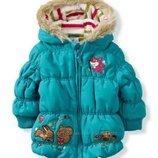 Гламурная куртка Topomini на 9-12 мес,рост 74-80см.Большой выбор