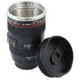 Чашка-объектив Canon EF 24-105 mm f/4 L,кружка термо чашка объектив,Кружка-термос купить