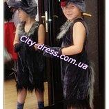 карнавальный костюм -волк -прокат