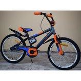 Детский двухколесный велосипед Азимут Стич Azimut Stitch
