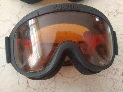 Лыжная Маска Carrera состояние идеальное