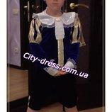 костюм принца-короля-прокат