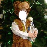 Прокат новогодних костюмов зайчик, волк, кот в сапогах, мишка, робин гуд, пират, принц
