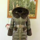 Пуховик-Пальто Royal Cat