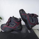 Новые непромокающие демисезонные ботинки GEOX TEX 22 , стелька 13,7 см