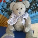 Sunkid original Teddi Bear.Коллекционный фирменный мишка,ведмедь,санкид,
