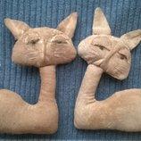 Чердачные коты, котик, кот ручной работы