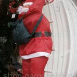 санта клаус на выбор для вашего новогоднего декора-ШАРА